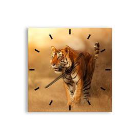 image-Misbah Silent Wall Clock Bloomsbury Market Size: 60cm H x 60cm W x 0.4cm D