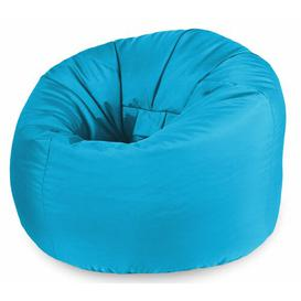 image-Bean Bag Lounger Mercury Row Colour: Aqua