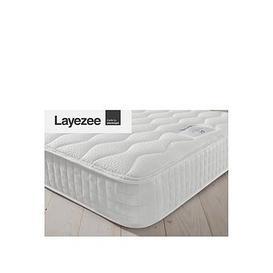 image-Layezee Addison 800 Pocket Memory Mattress - Mattress Only