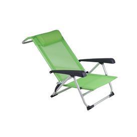 image-Cormorant Rock Folding Beach Chair Sol 72 Outdoor Colour: Green
