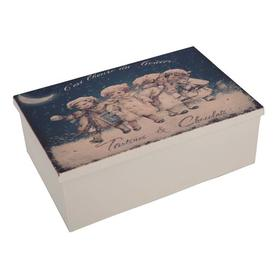 image-Dianna Decorative Box Lily Manor