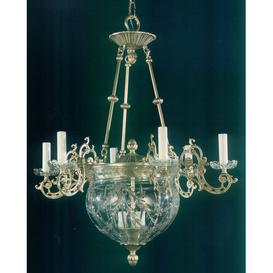 image-Amidon 9-Light Sputnik Chandelier Astoria Grand