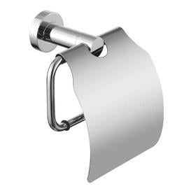 image-Apollo Project Wall Mounted Toilet Roll Holder with a Flap Belfry Bathroom