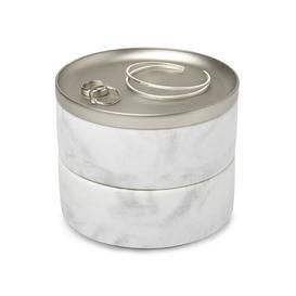 image-Tesora Jewellery Box Umbra Colour: Grey/Multi