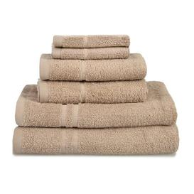image-Chilson 6 Piece Towel Bale Symple Stuff Colour: Mocha