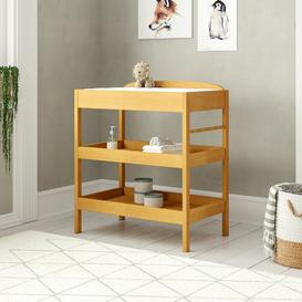 image-Advaith Gemma Changing Table Mack + Milo Finish: Antique