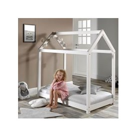 image-Cabane Toddler Floor Bed  - Natural