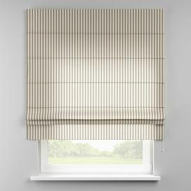 image-Quadro Blackout Roman Blind Dekoria Size: 80cm W x 170cm L, Finish: Grey/Ecru