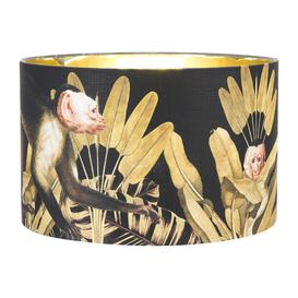 image-MINDTHEGAP - Monkey Drum Lamp Shade - Small