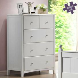 image-Tweedle 5 Drawer Chest The Children's Furniture Company