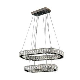 image-Azuela 2-Light LED Cluster Pendant Willa Arlo Interiors