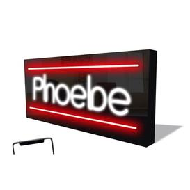 image-Smart LED Neon Sign Phoebe By Happy Larry