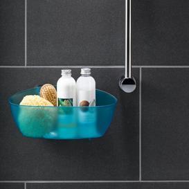 image-Splash Bath Rack Koziol Colour: Clear turquoise