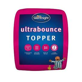 image-Silentnight Ultrabounce Mattress Topper &Ndash King Size