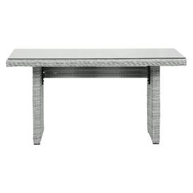 image-Safire Rattan Dining Table Sol 72 Outdoor