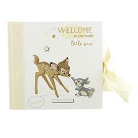 "image-""4"""" x 6"""" - Disney Magical Beginnings Photo Album - Bambi"""