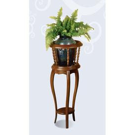 image-Plant Stand ClassicLiving Colour: Walnut