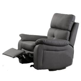image-Arrington Manual Recliner Latitude Run Upholstery: Grey