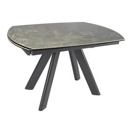 image-Forrestal Extendable Dining Table Wade Logan
