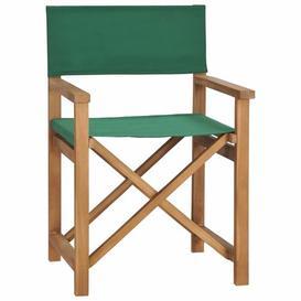 image-Livy Folding Garden Chair Sol 72 Outdoor Colour (Fabric): Green