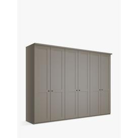 image-John Lewis & Partners Marlow 300cm Hinged Wardrobe