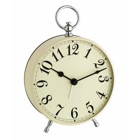 image-Blooming Weather Alarm Tabletop Clock Symple Stuff Colour: Beige