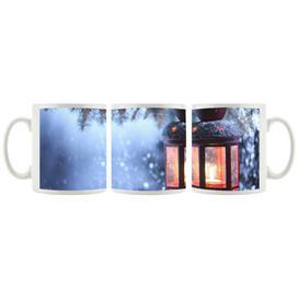 image-Christmas Lantern Coffee Mug East Urban Home