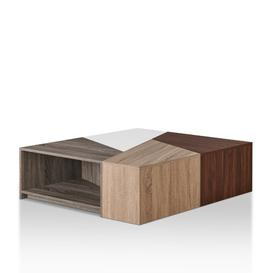 image-Hieronymus Coffee Table with Storage Blue Elephant