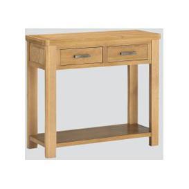 image-Andorra Washed Oak Large Console Table