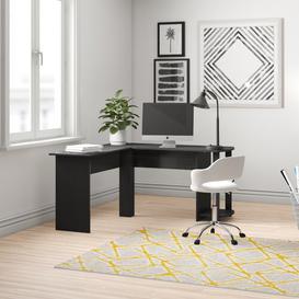 image-Alaina L-Shape Computer Desk Zipcode Design