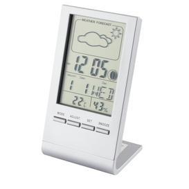 image-Desktop Weather Station Alarm Clock Symple Stuff