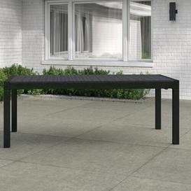 image-Mathers Extendable Aluminium Dining Table Sol 72 Outdoor