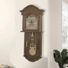 image-Branner Hanging 47.25cm Grandfather Clock Astoria Grand