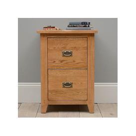 image-Oakland 2 Drawer Filing Cabinet