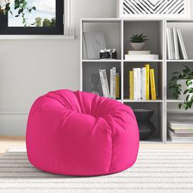 image-Kids Outdoor Bean Bag Chair Zipcode Design Upholstery: Pink