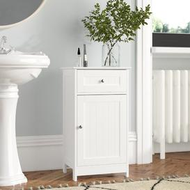 image-Canterbury 42cm x 76cm Free Standing Cabinet Belfry Bathroom