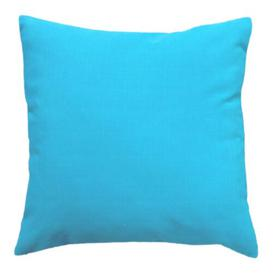 image-Ouinane Outdoor Cushion Sol 72 Outdoor Colour: Turquoise, Size: 61 x 61cm