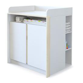 image-Nandini Changing Unit Vladon Colour: Cream (glossy)