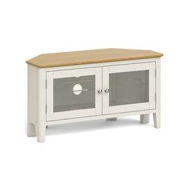 image-Global Home Ascot Painted Corner TV Unit