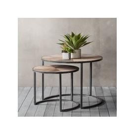 image-Hudson Living Douglas Coffee Table Nest of 2