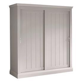 image-Helmsley 2 Door Sliding Wardrobe, Urban Grey