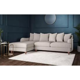 image-M&S Rochester Scatterback Chaise Sofa (Left-Hand) - 1SIZE