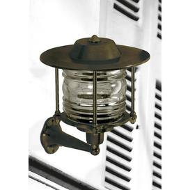 image-Blythen Outdoor Wall Lantern Breakwater Bay Fixture Finish: Black Oxide