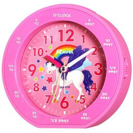 image-Unicorn Childrens Alarm Clock Ravel