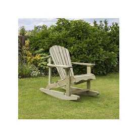image-Lily Garden Rocking Chair