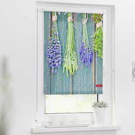 image-Herbs Blackout Roller Blind Brayden Studio Size: 150 cm L x 120 cm W