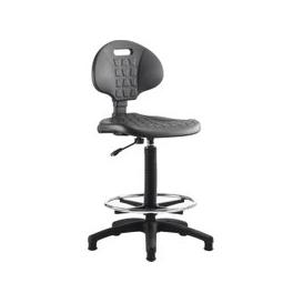 image-Seychelles Draughtsman Chair, Black