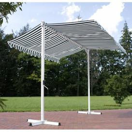 image-Goodson 4m W x 3m D Pergola Sol 72 Outdoor Colour: Grey