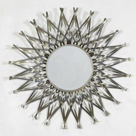 image-Sunburst Geometrical Accent Mirror Bloomsbury Market