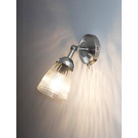 image-Glass Pimlico wall lamp